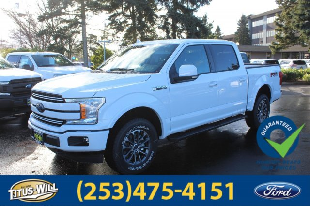 2018 F-150 SuperCrew Cab 4x4, Pickup #F80325 - photo 1