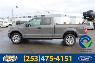 2018 F-150 Super Cab 4x4, Pickup #F80343 - photo 3