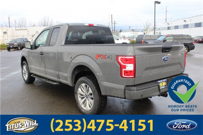 2018 F-150 Super Cab 4x4, Pickup #F80343 - photo 2
