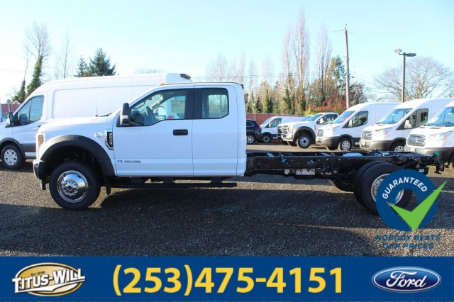 2018 F-550 Super Cab DRW 4x4, Cab Chassis #F80346 - photo 3