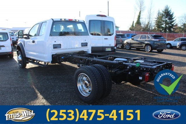 2018 F-550 Super Cab DRW 4x4, Cab Chassis #F80346 - photo 2