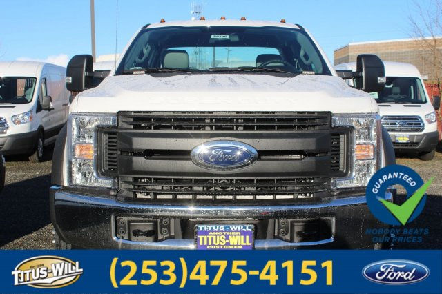 2018 F-550 Super Cab DRW 4x4, Cab Chassis #F80346 - photo 5