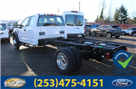 2018 F-550 Super Cab DRW 4x4, Cab Chassis #F80346 - photo 1