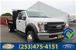 2018 F-550 Super Cab DRW 4x4,  Crysteel E-Tipper Dump Body #F80346 - photo 3