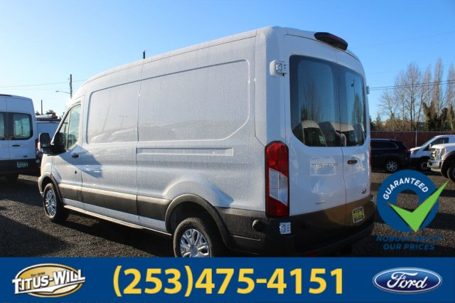 2018 Transit 350 Medium Roof, Cargo Van #F80375 - photo 4