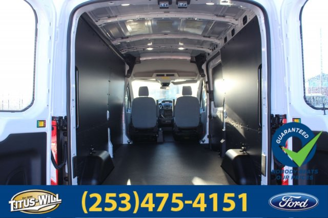 2018 Transit 350 Medium Roof, Cargo Van #F80375 - photo 2