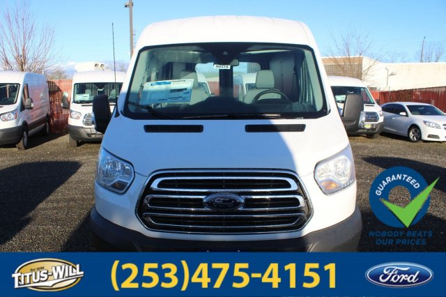 2018 Transit 350 Medium Roof, Cargo Van #F80375 - photo 6