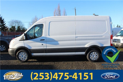 2018 Transit 350 Med Roof 4x2,  Empty Cargo Van #F80375 - photo 3