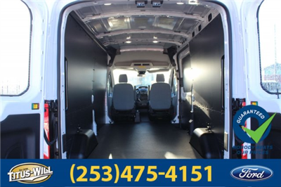 2018 Transit 350 Med Roof 4x2,  Empty Cargo Van #F80375 - photo 2