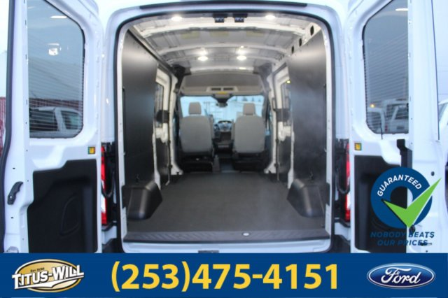 2018 Transit 250 Medium Roof, Cargo Van #F80391 - photo 2