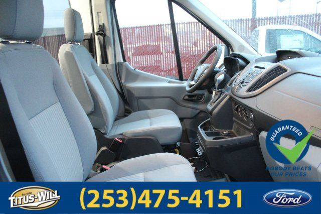 2018 Transit 250 Medium Roof, Cargo Van #F80391 - photo 12
