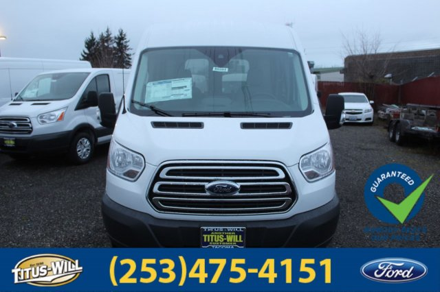 2018 Transit 250 Medium Roof, Cargo Van #F80391 - photo 3