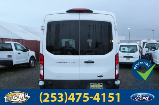 2018 Transit 250 Medium Roof, Cargo Van #F80391 - photo 9