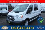2018 Transit 250 Med Roof 4x2,  Empty Cargo Van #F80391 - photo 1