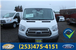 2018 Transit 250 Med Roof 4x2,  Empty Cargo Van #F80391 - photo 3