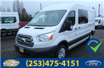 2018 Transit 250 Medium Roof, Cargo Van #F80391 - photo 1