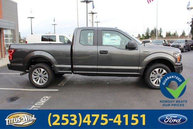 2018 F-150 Super Cab 4x4, Pickup #F80415 - photo 4