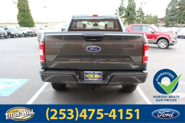 2018 F-150 Super Cab 4x4, Pickup #F80415 - photo 6
