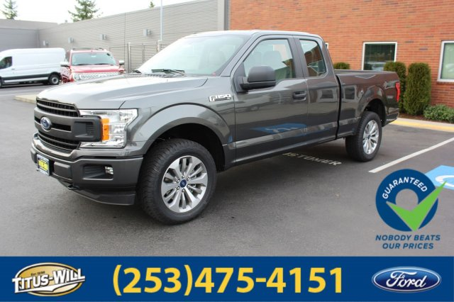 2018 F-150 Super Cab 4x4, Pickup #F80415 - photo 1