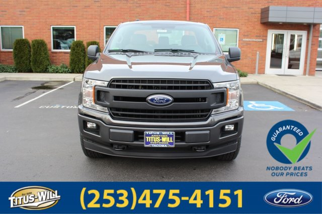 2018 F-150 Super Cab 4x4, Pickup #F80415 - photo 8