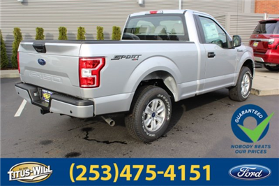 2018 F-150 Regular Cab 4x4, Pickup #F80416 - photo 5