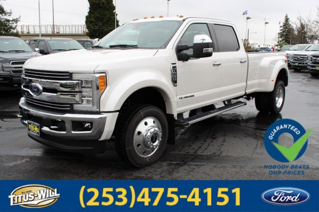 2018 F-450 Crew Cab DRW 4x4, Pickup #F80466 - photo 1