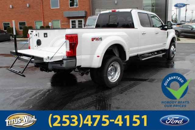 2018 F-450 Crew Cab DRW 4x4, Pickup #F80466 - photo 5