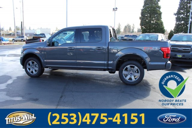 2018 F-150 SuperCrew Cab 4x4, Pickup #F80488 - photo 7