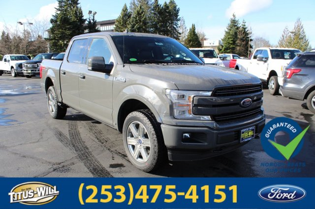 2018 F-150 SuperCrew Cab 4x4, Pickup #F80488 - photo 3