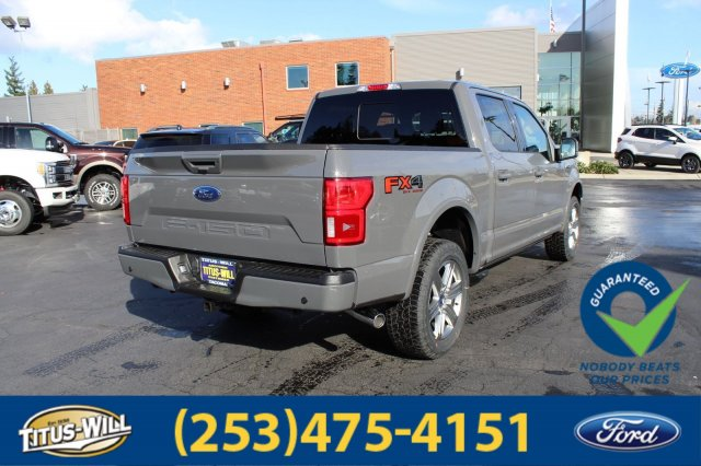 2018 F-150 SuperCrew Cab 4x4, Pickup #F80488 - photo 4