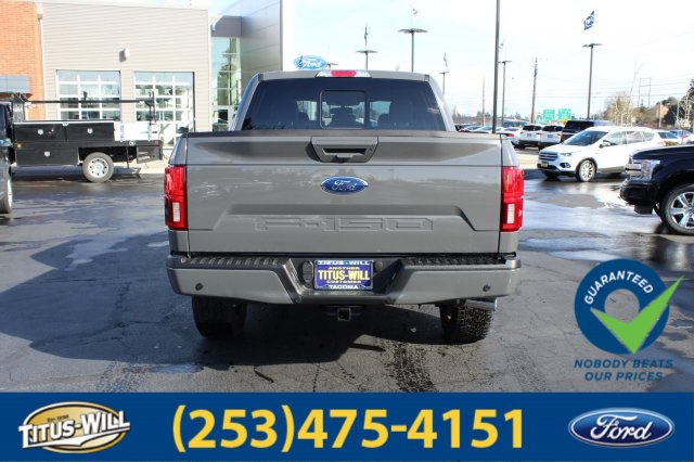 2018 F-150 SuperCrew Cab 4x4, Pickup #F80488 - photo 6
