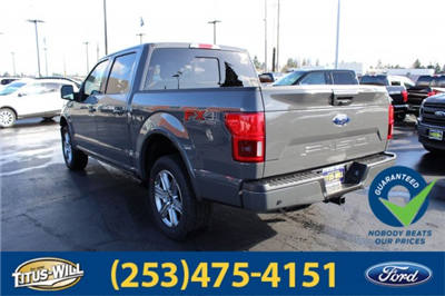 2018 F-150 SuperCrew Cab 4x4, Pickup #F80488 - photo 2