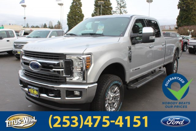2018 F-350 Crew Cab 4x4, Pickup #F80489 - photo 1
