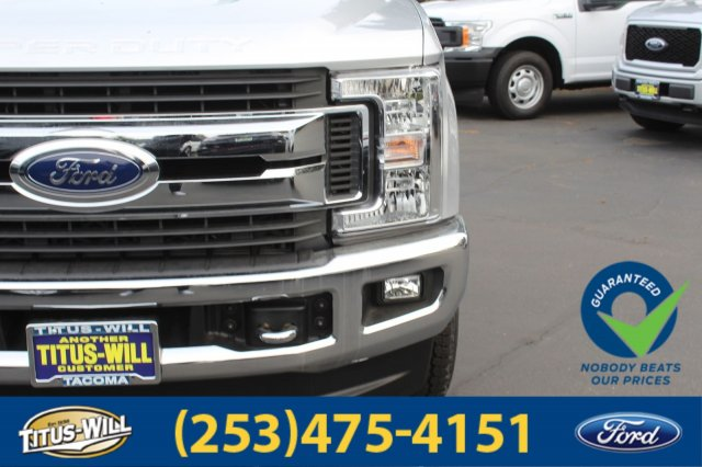 2018 F-350 Crew Cab 4x4, Pickup #F80489 - photo 4