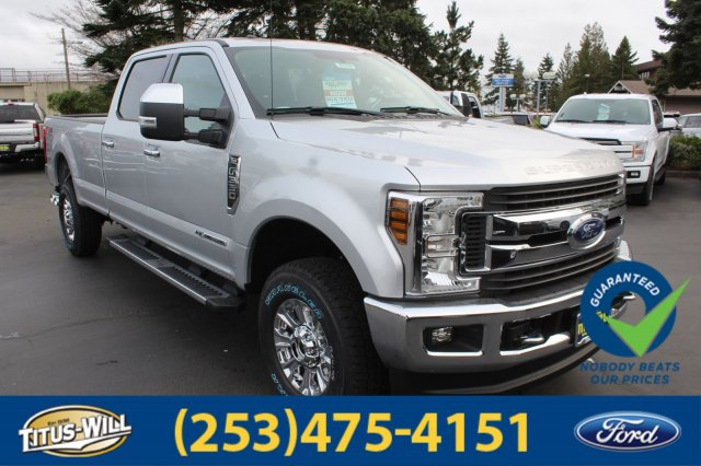 2018 F-350 Crew Cab 4x4, Pickup #F80489 - photo 6