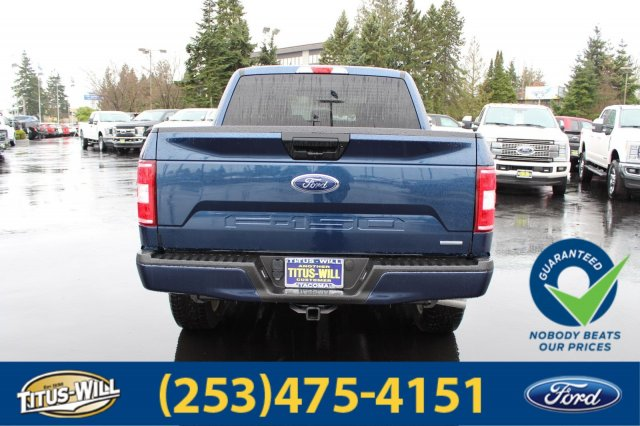 2018 F-150 Crew Cab 4x4, Pickup #F80528 - photo 6