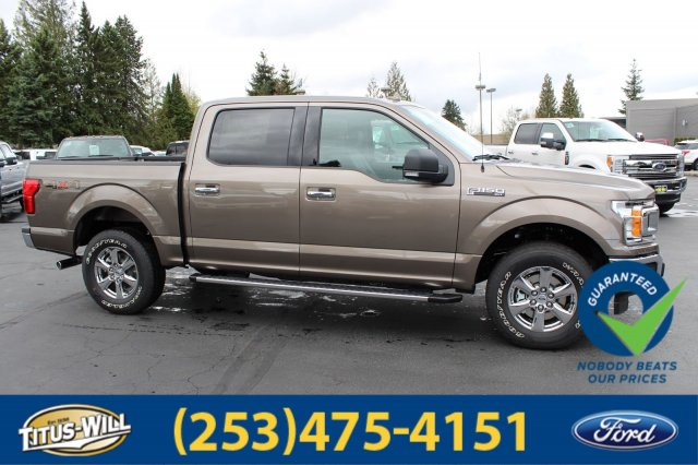 2018 F-150 SuperCrew Cab 4x4, Pickup #F80564 - photo 4
