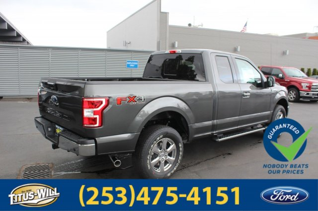 2018 F-150 Super Cab 4x4, Pickup #F80583 - photo 5