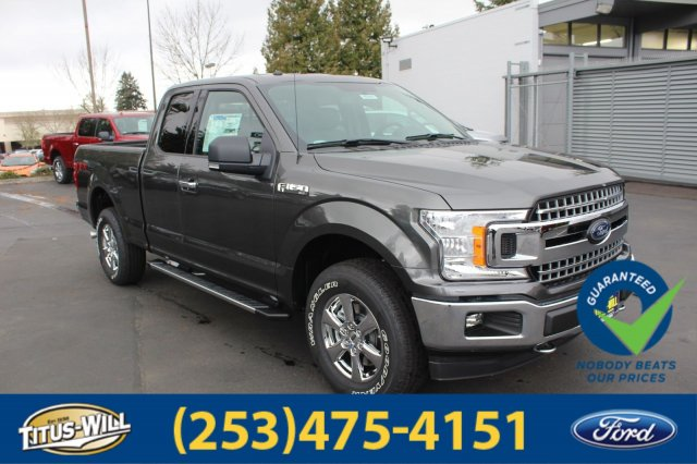2018 F-150 Super Cab 4x4, Pickup #F80583 - photo 6