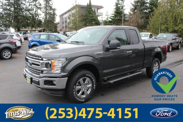 2018 F-150 Super Cab 4x4, Pickup #F80583 - photo 1