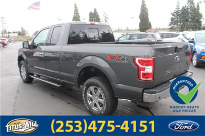 2018 F-150 Super Cab 4x4, Pickup #F80583 - photo 2