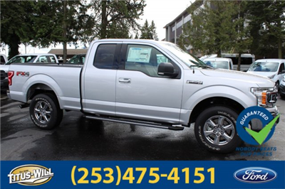 2018 F-150 Super Cab 4x4,  Pickup #F80615 - photo 4