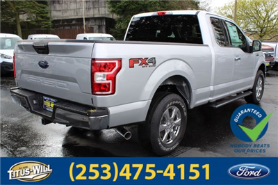 2018 F-150 Super Cab 4x4,  Pickup #F80615 - photo 5