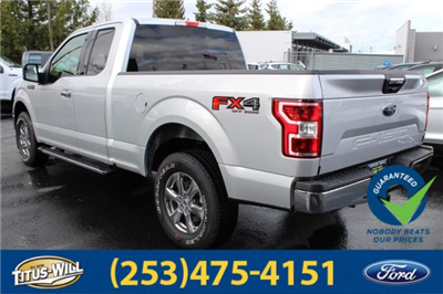 2018 F-150 Super Cab 4x4,  Pickup #F80615 - photo 2