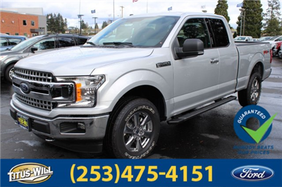 2018 F-150 Super Cab 4x4,  Pickup #F80615 - photo 1