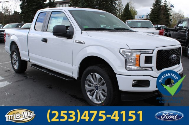 2018 F-150 Super Cab 4x4, Pickup #F80643 - photo 3