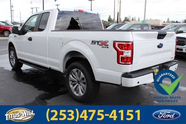 2018 F-150 Super Cab 4x4, Pickup #F80643 - photo 2