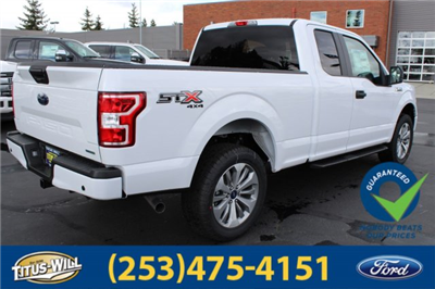 2018 F-150 Super Cab 4x4, Pickup #F80643 - photo 5