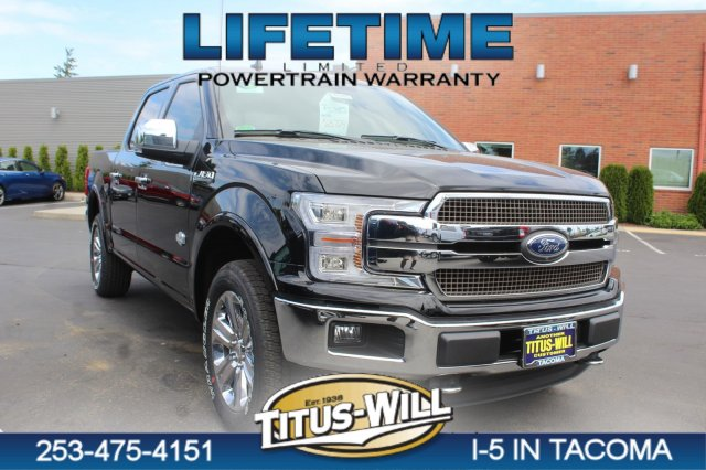 2018 F-150 SuperCrew Cab 4x4,  Pickup #F80801 - photo 3
