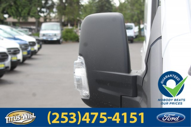 2018 Transit 350 High Roof 4x2,  Empty Cargo Van #F80900 - photo 8